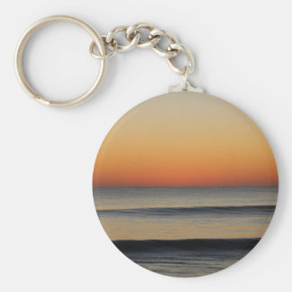 Waves in you Horizon Keychain