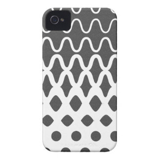 Waves into Particles Case-Mate iPhone 4 Cases
