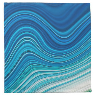 WAVES NAPKIN