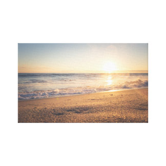 Waves | Ocean | Beach | Sun Canvas Print