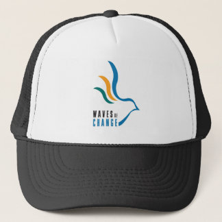 Waves of Change hat
