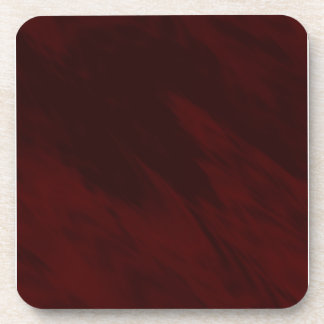 Waves of Dark Red Coaster