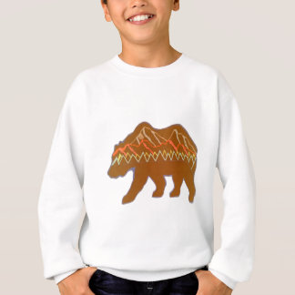 WAVES OF FOREST SWEATSHIRT