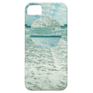 Waves of Reflection iPhone 5 Case