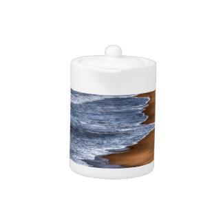 WAVES ON BEACH QUEENSLAND AUSTRALIA ART EFFECTS