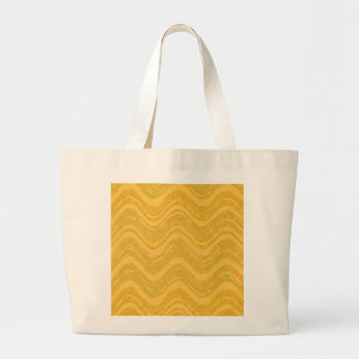 WAVES : SPIRITUAL Gold ENERGY: Lowprice Store Large Tote Bag