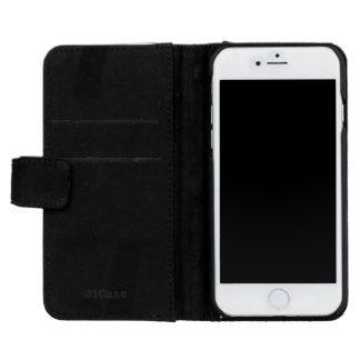 Wavibg Flag of Indiana iPhone 6 Wallet Case