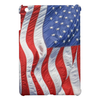 Waving American Flag Cover For The iPad Mini
