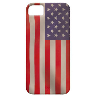 Waving American Flag iPhone 5 Cases