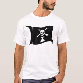 Waving Flag #9 Frederick Gwynne T-Shirt
