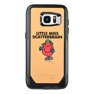 Waving Little Miss Scatterbrain OtterBox Samsung Galaxy S7 Edge Case
