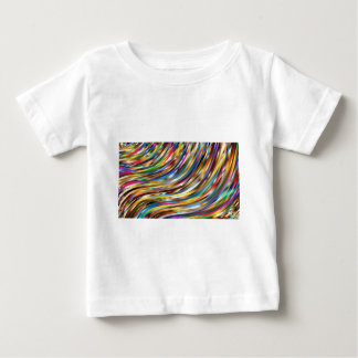 Wavy Abstract Baby T-Shirt
