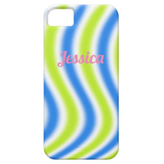 """Wavy"" Abstract Painting iPhone 5 Covers"