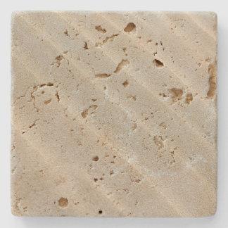 Wavy Beach Sand Stone Coaster