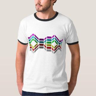 Wavy Color Spectrum T-Shirt