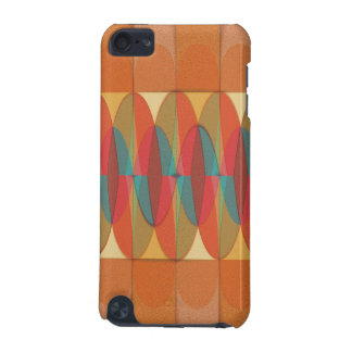 Wavy color stripe iPod touch (5th generation) covers