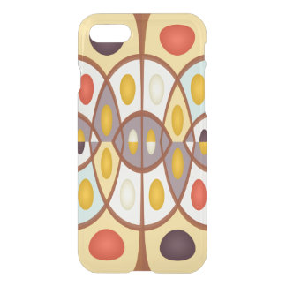 Wavy geometric abstract iPhone 8/7 case