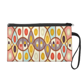 Wavy geometric abstract wristlets