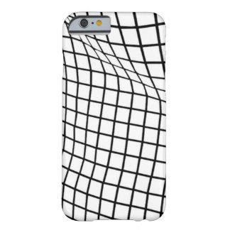 Wavy Grid iPhone Case