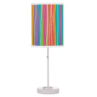 Wavy Line Lamp