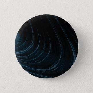 Wavy line of flow 2 inch round button