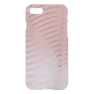 Wavy Lines Ombre iPhone 8/7 Case