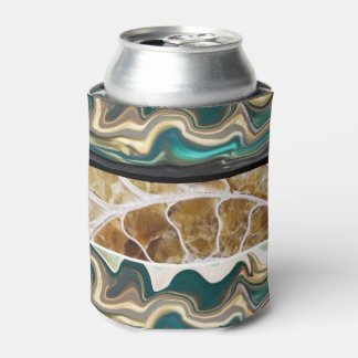Wavy Love Can Cooler