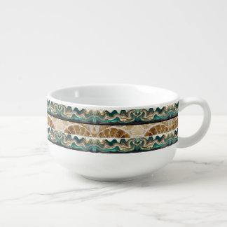 Wavy Love Soup Mug
