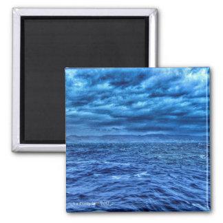 Wavy ocean magnets