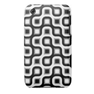 Wavy Optic iPhone 3/3GS case iPhone 3 Cases