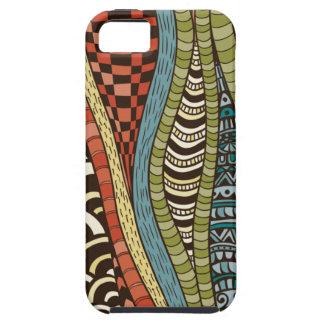 Wavy Phone 4 case iPhone 5 Case