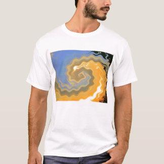 Wavy  Spiral T-Shirt