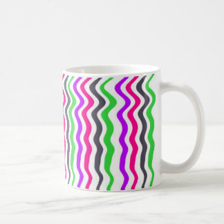 Wavy Stripe 2014 Coffee Mug