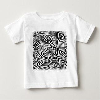 Wavy Stripes Baby T-Shirt