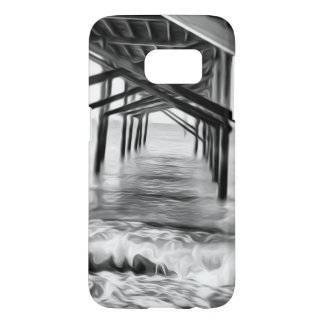 Wavy waves Galaxy S7 case