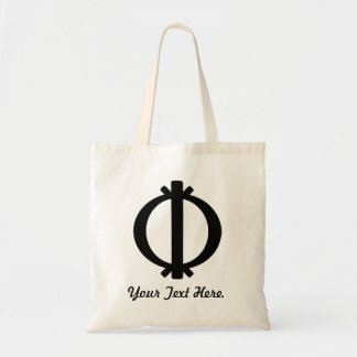 Wawa Aba | Symbol of Toughness and Resilience Budget Tote Bag