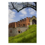 Wawel Castle, Krakow, Poland Print