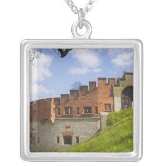 Wawel Castle, Krakow, Poland Silver Plated Necklace