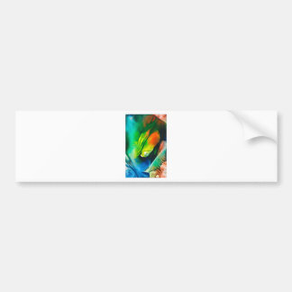 Wax Art 0001 Bumper Sticker