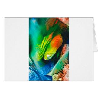 Wax Art 0001 Card