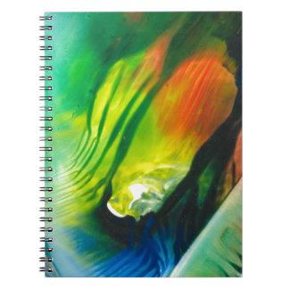Wax Art 0001 Notebooks