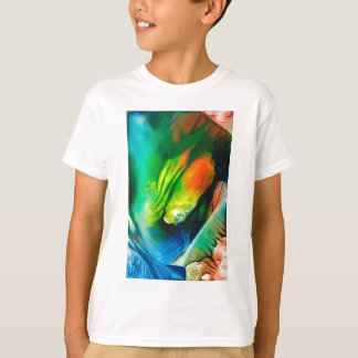 Wax Art 0001 T-Shirt