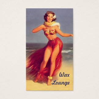 Wax Lounge Version REALY Final Business Card