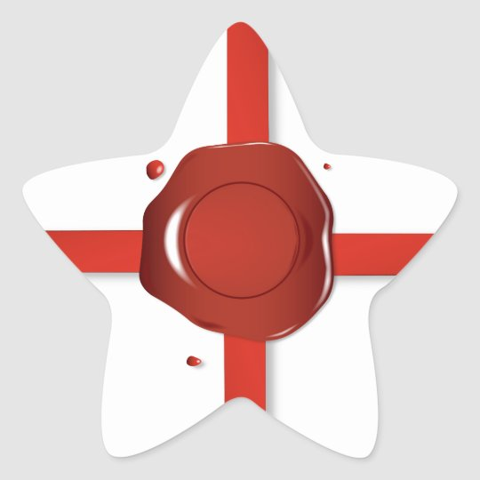 Wax Seal And Red Ribbon