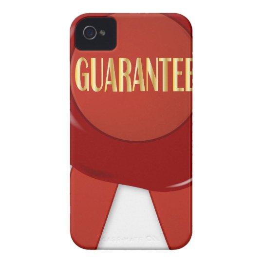 Wax Stamp Guaranree iPhone 4 Case