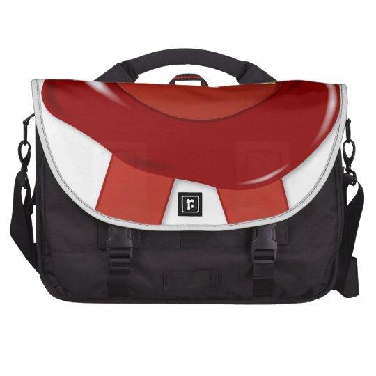 Wax Stamp Guaranree Laptop Shoulder Bag