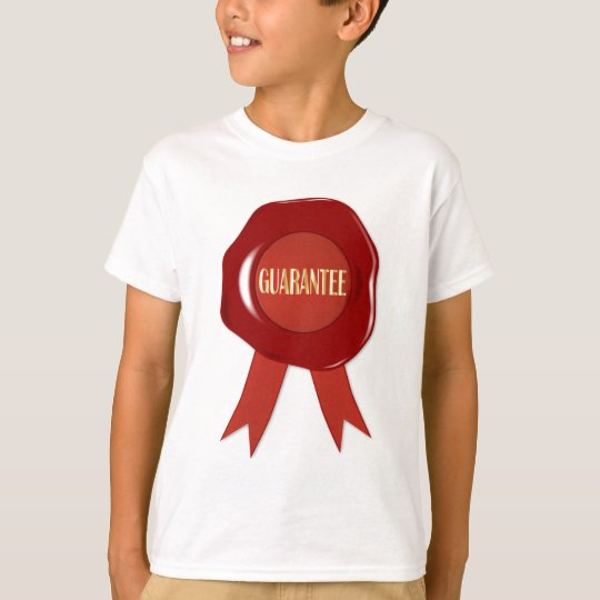 Wax Stamp Guaranree T-Shirt