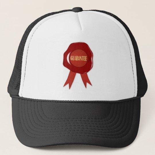 Wax Stamp Guaranree Trucker Hat