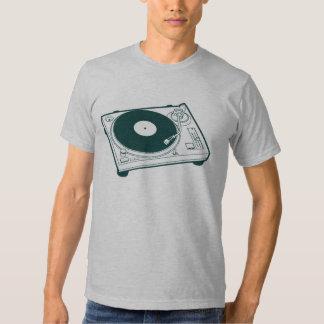 Wax (turntable) tee shirts