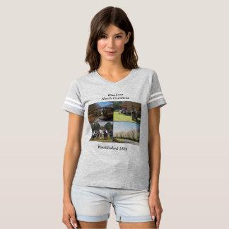 Waxhaw, North Carolina Womens T-Shirt